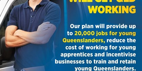 LNP's plan to boost local jobs – Fiona Simpson MP